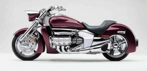 Валькирия руна мотоцикл