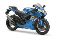 Мотоцикл джиксер 750